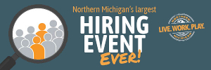 Hiring Event Logo